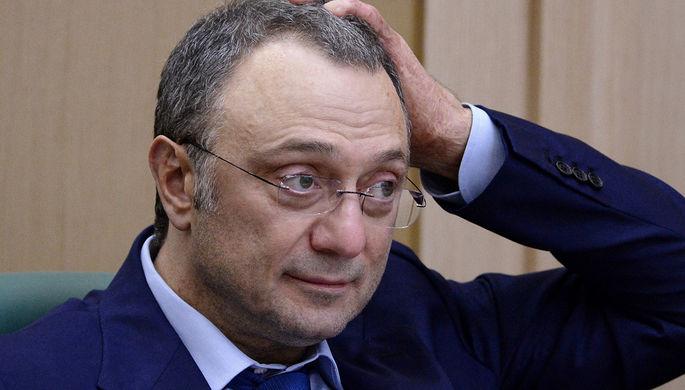 арест Керимова