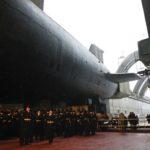 Новая подводная лодка России представлена миру