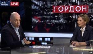 интервью Бондаренко с Гордоном